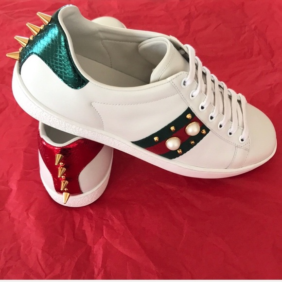Gucci Shoes - Authentic GUCCI ACE sneaker